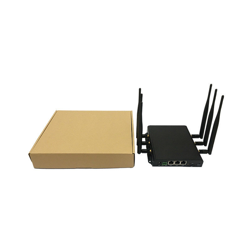 Kundengebundenes Router-Qualcomms AR9344 2SIM industrielles Wifi Chipset DC 5V~36V fournisseur
